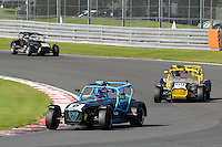 #6 Ian Sparshott Caterham Superlight R300-S during the BookaTrack.com Caterham Superlight R300 Championship at Oulton Park, Little Budworth, Cheshire, United Kingdom. August 13 2016. World Copyright Peter Taylor/PSP.