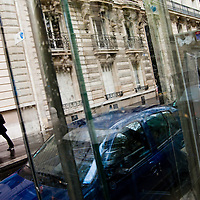 COLOR WHISPERS<br /> Paris, France 2008<br /> Photography by Aaron Sosa