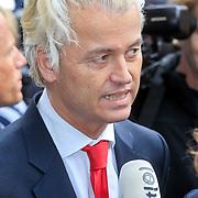 NLD/Den Haag/20110920 - Prinsjesdag 2011, Geert Wilders