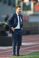 Eusebio Di Francesco, Roma coach<br /> Roma 20-10-2018 Stadio Olimpico<br /> Football Calcio Campionato Serie A<br /> 2018/2019 <br /> Roma - Spal<br /> Foto Antonietta Baldassarre / Insidefoto
