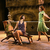A Damsel in Distress by George & Ira Gershwin;<br /> Rob Ashford - Director & Choreographer;<br /> Melle Stewart (as Alice Keggs);<br /> Summer Strallen (as Maud Marshmoreton);<br /> Chichester Festival Theatre; Chichester, UK;<br /> 9 June 2015