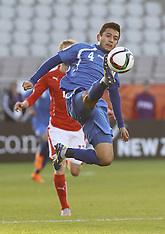 Whangarei-Football, Under 20 World Cup, Uzbekistan v Austria