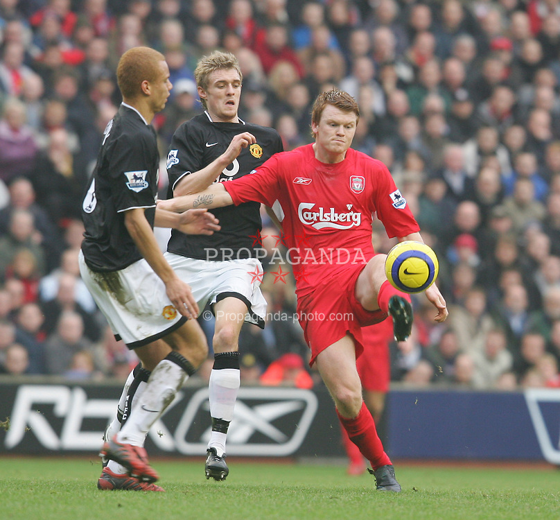 Football - FA Premier League - Liverpool FC v Manchester