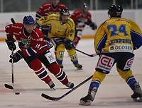 Ishockey   Get - ligaen 15 september  2007  , Hamar OL - Amfi ,<br /> Storhamar Dragons  v  Lillehammer   6-2<br /> <br /> Foto: Dagfinn Limoseth, Digitalsport <br /> <br /> Stefan Sjødin , Lillehammer