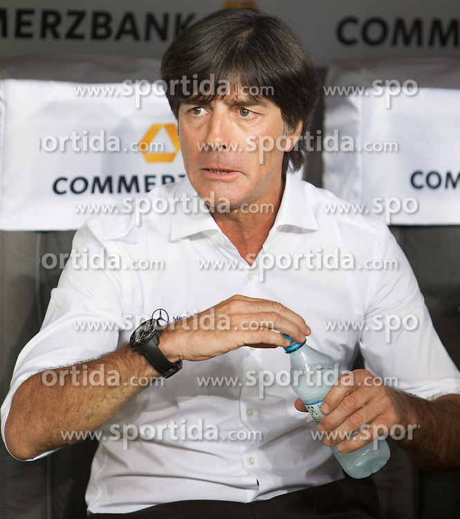 06.09.2013, Allianz Arena, Muenchen, AUT, FIFA WM Qualifikation, Deutschland vs Oesterreich, Rueckspiel,  im Bild Joachim Loew (Trainer, GER) // during the FIFA World Cup Qualifier second leg Match between Germany and Austria at the Allianz Arena, Munich, Germany on 2013/09/06. EXPA Pictures © 2013, PhotoCredit: EXPA/ Juergen Feichter