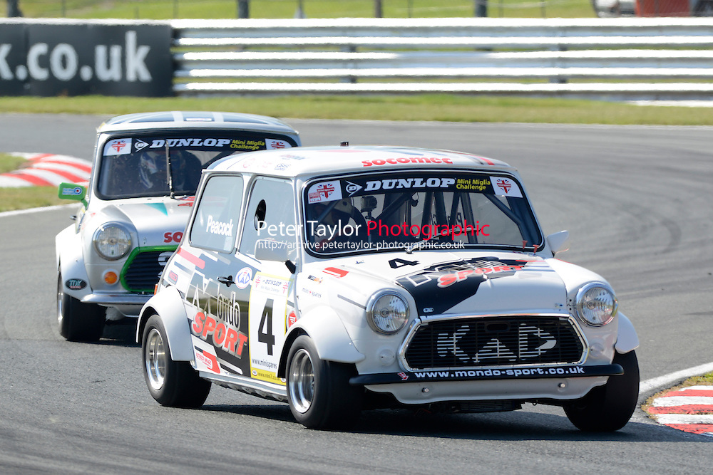 #4 Colin Peacock Mini Miglia