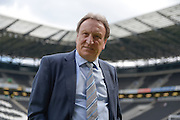 Rotherham Manager Neil Warnock during the Sky Bet Championship match between Milton Keynes Dons and Rotherham United at stadium:mk, Milton Keynes, England on 9 April 2016. Photo by Dennis Goodwin.