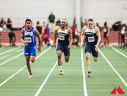Boston University Scarlet and White Indoor Track & Field: Monmouth, Hampton