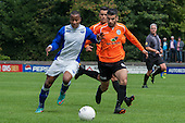 Drachtster Boys 1 - Blauw Wit '34 1 (oefen 1-1)