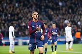 FOOTBALL - UEFA CHAMPIONS LEAGUE - PARIS SG v ANDERLECHT 311017