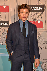 Oliver Cheshire at the Fabulous Fund Fair in aid of Natalia Vodianova's Naked Heart Foundation in association with Luisaviaroma held at The Round House, Camden, London England. 18 February 2019.