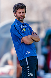 12.07.2017, Sportplatz Buergerau, Saalfelden, AUT, Testspiel, FC Pinzgau vs FC St. Pauli, im Bild Trainer Markus Fuerstaller (FC Pinzgau) // during the Friendly Football Match between FC Pinzgau and FC St. Pauli at the Stadion Buergerau, Saalfelden, Austria on 2017/07/12. EXPA Pictures © 2017, PhotoCredit: EXPA/ JFK