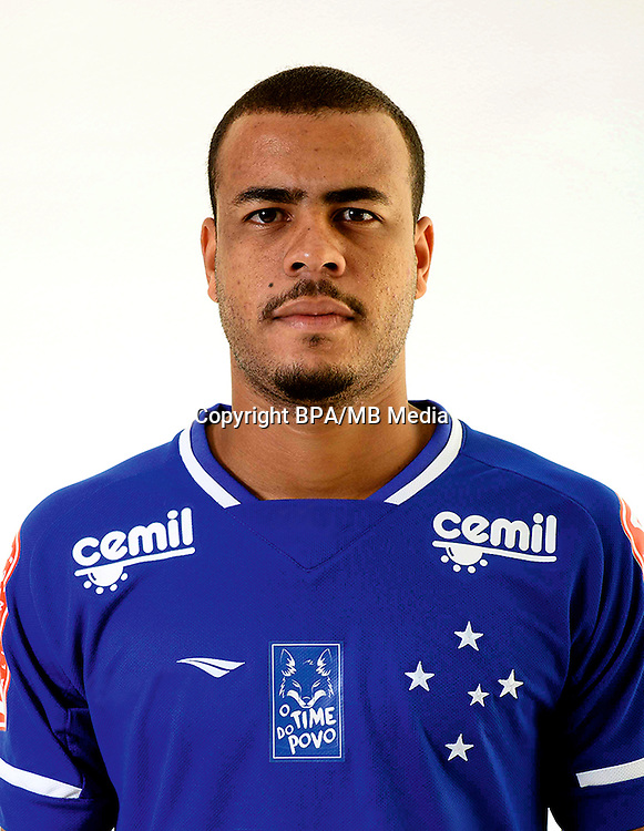 Brazilian Football League Serie A / <br /> ( Cruzeiro Esporte Clube ) - <br /> Mayke Rocha Oliveira &quot; Mayke &quot;