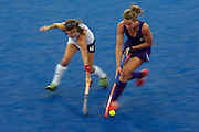 USA vs Argentina 2012 Olympic Womens Field Hockey Game. London Olympics