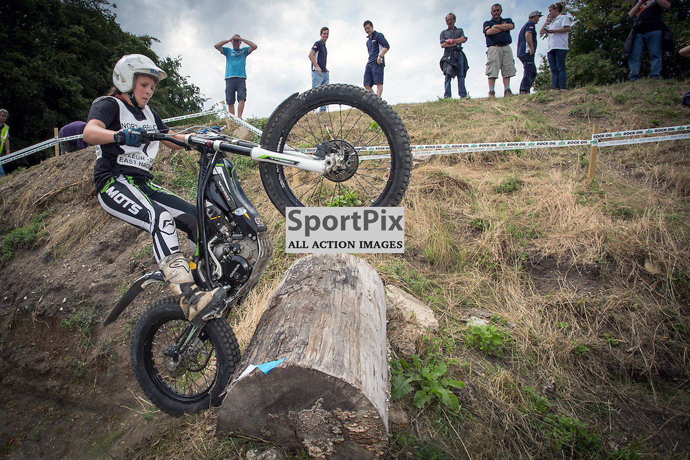 Chloe Richardson during Finals at North Berks SuperTrial – NATIONAL Championship 2013