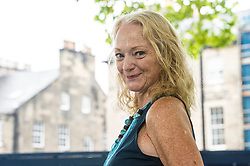 Pictured: Stella Duffy<br /> <br /> Stella Frances Silas Duffy OBE (born 2 March 1963) is a writer and theatremaker. Born in London, she spent her childhood in New Zealand before returning to the UK.