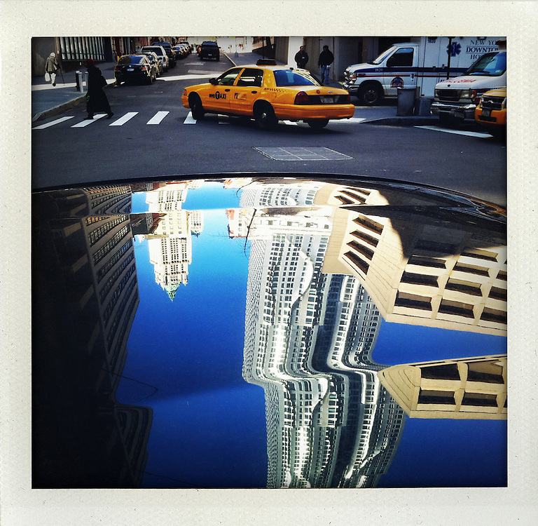 photo shot with iPhone 4 in  New York City ..Photo © Stefan Falke..http://www.stefanfalke.com/