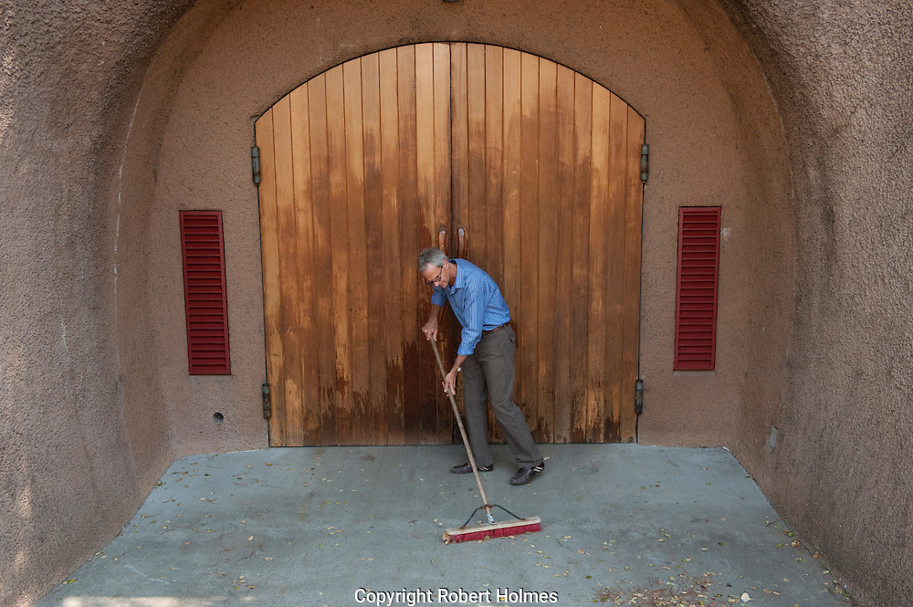 Jay Schuppert, President, Cuvaison Winery, Napa, California