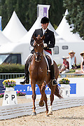 Heiner Schiergen - Discovery OLD<br /> FEI World Breeding Dressage Championships for Young Horses 2012<br /> © DigiShots