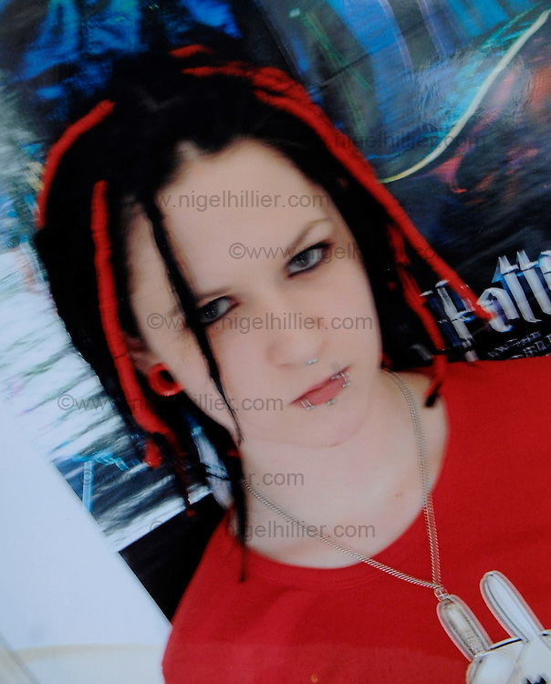 sophie Lancaster Sophie lancaster who was murdered by youths. the victim of a hate crime