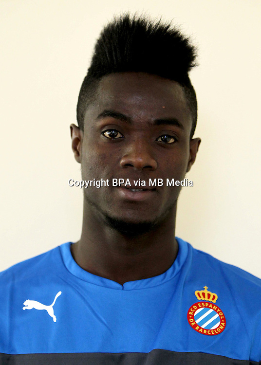Spain - La Liga BBVA  2014-2015 / <br /> ( R.C.D. Espanyol ) - <br /> Eric Bertran Baylli