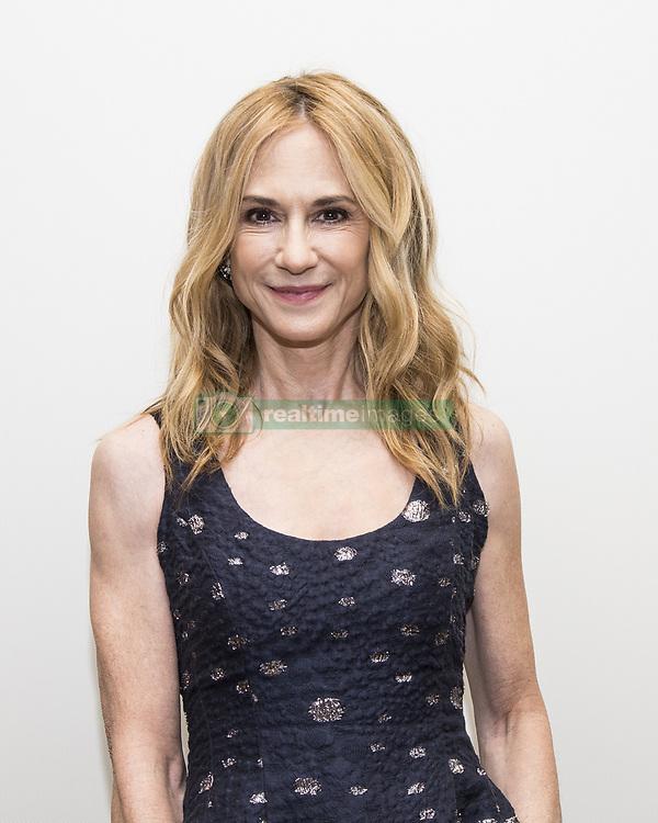 February 6, 2018 - Hollywood, CA, USA - Holly Hunter stars in TV series  Here and Now  (Credit Image: © Armando Gallo via ZUMA Studio)