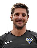 Argentina Football League First Division - Axion Energy 2016-2017 / <br /> Club Atletico Boca Juniors - <br /> Guillermo Sara