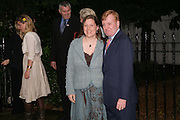 MR. AND MRS. CHARLES KENNEDY, Sir David and Lady Carina Frost annual summer party, Carlyle Sq. London. 5 July 2007  -DO NOT ARCHIVE-© Copyright Photograph by Dafydd Jones. 248 Clapham Rd. London SW9 0PZ. Tel 0207 820 0771. www.dafjones.com.
