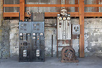 Historic Roche Harbor Generator Plant, San Juan Island, Washington
