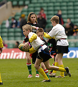 2006, Powergen National Trophy, Twickenham, NEC Harlequins vs Bedford Blues, ENGLAND, 09.04.2006, 2006, , © Peter Spurrier/Intersport-images.com.   [Mandatory Credit, Peter Spurier/ Intersport Images].