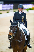 Anna Christina Abbelen - Henny Hennessy<br /> German Stuttgart Masters 2018<br /> © DigiShots