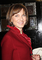 LONDON - DECEMBER 13: Fiona Bruce attended the English National Ballet Christmas Party at St Martins Lane Hotel, London, UK. December 13, 2012. (Photo by Richard Goldschmidt)