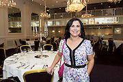 Sinead Carroll, Yummy Mummy, at the launch of Quickest Fox Marketing's latest Twitter sensation #galwayhour took place at the the Gaslight Bar & Brasserie at Hotel Meyrick.  Photo:Andrew Downes.