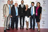 "Tony Parker's Charity gala at ""Abbaye de Colonges"""