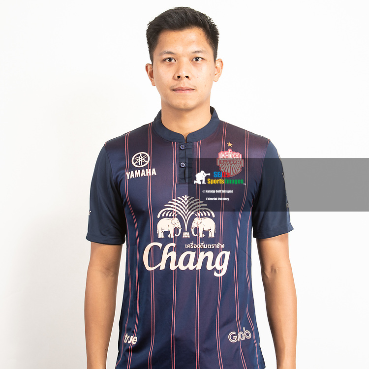 THAILAND - JUNE 26: Pansa Hemviboon #3 of Buriram United on June 26, 2019.<br /> .<br /> .<br /> .<br /> (Photo by: Naratip Golf Srisupab/SEALs Sports Images/MB Media Solutions)