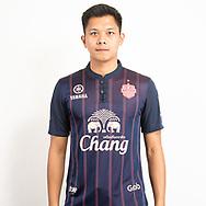 THAILAND - JUNE 26: Pansa Hemviboon #3 of Buriram United on June 26, 2019.<br /> .<br /> .<br /> .<br /> (Photo by: Naratip Golf Srisupab/SEALs Sports Images/MB Media Solutions)