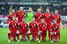 140519 Wales U21 v England U21