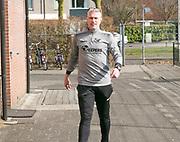 2018-030-21. DVSU, Utrecht. Kick-off sportplaatjesactie. Op de foto: Edwin Zoetebier