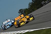 Ryan Hunter-Reay, Barber Motorsports Park, Birmingham, AL USA 4/27/2014