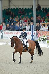 Werth Isabell, (GER), Don Johnson FRH<br /> Grand Prix Special<br /> CDIO Hagen 2015<br /> © Hippo Foto - Stefan Lafrentz