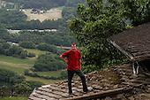 Italy - Bolzano. Velle Isarco: Konrad Augschöll