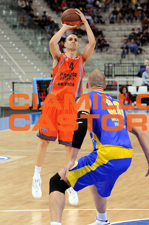DESCRIZIONE : Torino Eurocup 2009 Quarti di Finale Pamesa Valencia BC Khimki<br />
