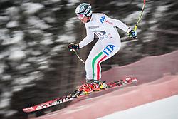 21.02.2013, Kandahar, Garmisch Partenkirchen, AUT, FIS Weltcup Ski Alpin, Abfahrt, Herren, 1. Training, im Bild Werner Heel (ITA) // Werner Heel of Italy in action during 1st practice of the  mens Downhill of the FIS Ski Alpine World Cup at the Kandahar course, Garmisch Partenkirchen, Germany on 2013/02/21. EXPA Pictures © 2013, PhotoCredit: EXPA/ Johann Groder