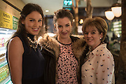 ALICE MACKINTOSH; ROSIE SPEIGHTS; RACHEL KELLY, Launch of The Happy Kitchen: Good Mood Food, by Rachel Kelly and Alice Mackintosh. Squirrel, South Kensington. London. 31 January 2017