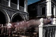 Venezia - Il Ponte della Paglia nei dintorni di Piazza San Marco