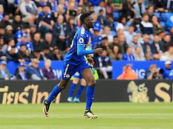Wilfred Ndidi of Leicester City - Mandatory by-line: Paul Roberts/JMP - 09/09/2017 - FOOTBALL - King Power Stadium - Leicester, England - Leicester City v Chelsea - Premier League