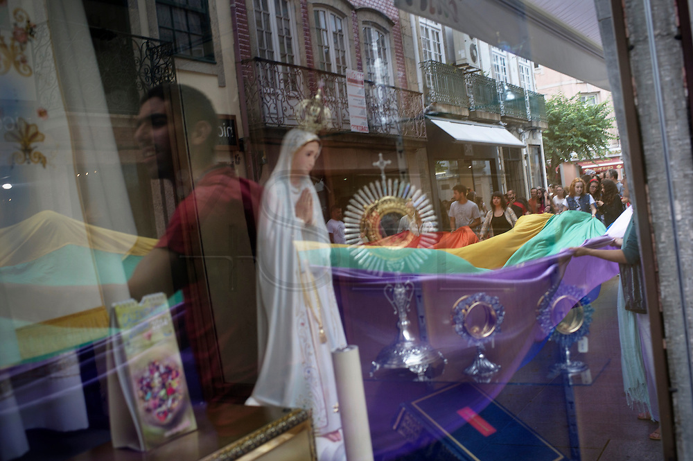 On July the 13th in Braga, Portugal, a Gay Pride Parade takes place for the very first time. Braga is a city in the north of Portugal, it is the most religious and conservative city of Portugal.