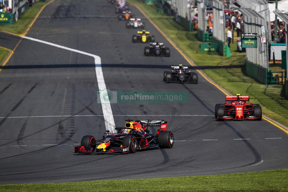 March 17, 2019 - Melbourne, Australia - Motorsports: FIA Formula One World Championship 2019, Grand Prix of Australia, ..#33 Max Verstappen (NLD, Aston Martin Red Bull Racing) (Credit Image: © Hoch Zwei via ZUMA Wire)