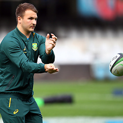 DURBAN, SOUTH AFRICA - AUGUST 18: Andre Esterhuizen of South Africa during the Rugby Championship match between South Africa and Argentina at Jonsson Kings Park on August 18, 2018 in Durban, South Africa. (Photo by Steve Haag/Gallo Images)