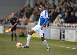 Cristian Montano of Bristol Rovers - Mandatory byline: Alex James/JMP - 19/03/2016 - FOOTBALL - Rodney Parade - Newport, England - Newport County v Bristol Rovers - Sky Bet League Two